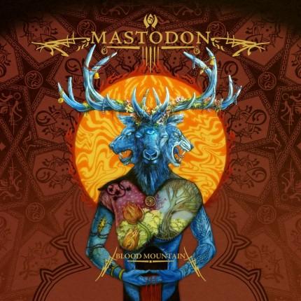 Mastodon - Blood Mountain CD