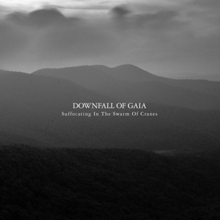 Downfall Of Gaia - Suffocating In The Swarm Of Cranes 2xLP