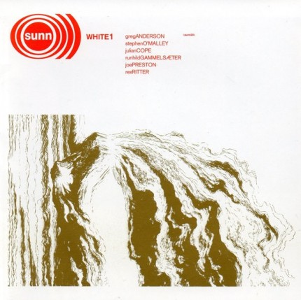 Sunn O))) - White 1 (2018 remastered edition) 2xLP