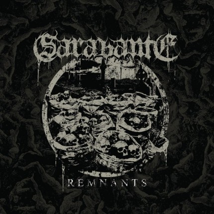 Sarabante - Remnants CD