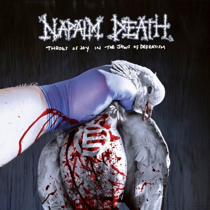 Napalm Death - Throes of Joy in the Jaws of Defeatism LP