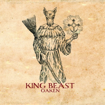 Oaken - King Beast LP (2.Versionen)