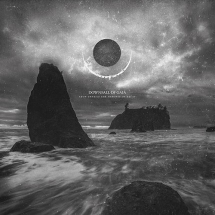 Downfall Of Gaia - Aeon Unveils the Thrones of Decay CD