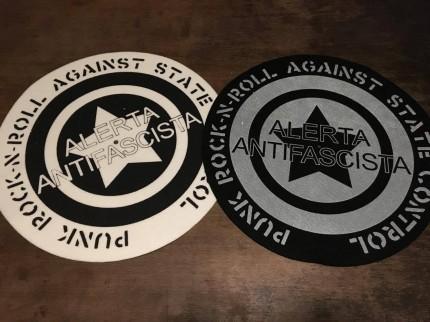 Alerta Antifascista Records - Slipmat
