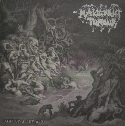 Malignant Tumour - Dawn Of A New Age LP