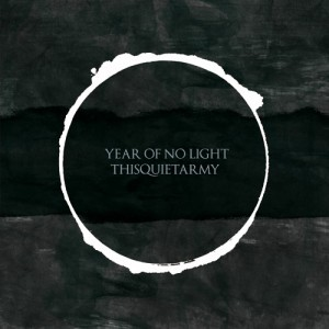 Year Of No Light / This Quiet Army - Collaboration LP