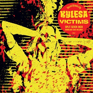 Kylesa / Victims - Split EP (USA-Pressung)