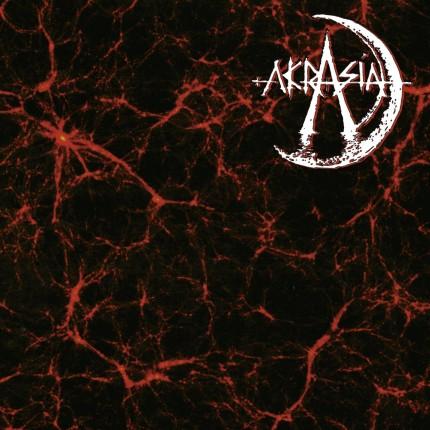 "Akrasia - Observe The Darkness E.P 7"""