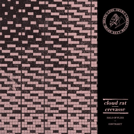 Cloud Rat / Crevasse - Split 7""