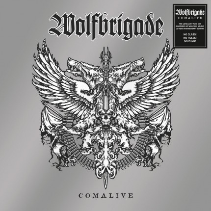 Wolfbrigade - Comalive LP