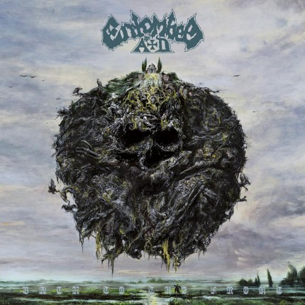 Entombed A.D. - Back To The Front LP