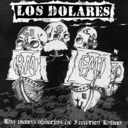 Los Dolares - Las Venas Abiertas De America Latina LP
