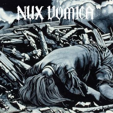 Nux Vomica - s/t LP (graues Vinyl)