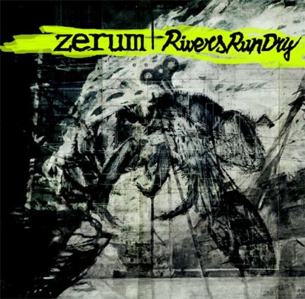 Zerum / Rivers Run Dry - Split LP
