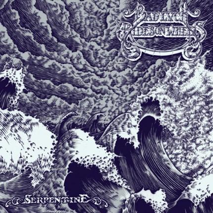 Bad Luck Rides On Wheels - Serpentine LP