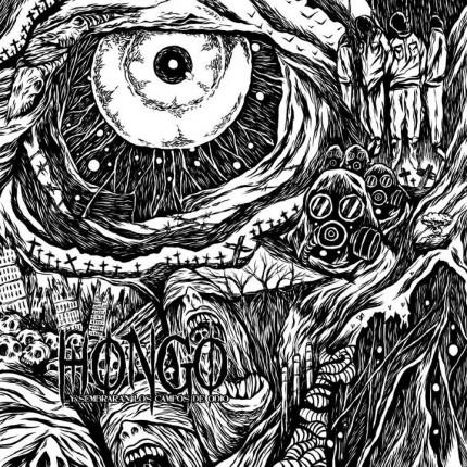Hongo - Y Sembraran Los Campos De Odio LP