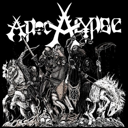 Extinction Of Mankind / Apocalypse - Split 7""