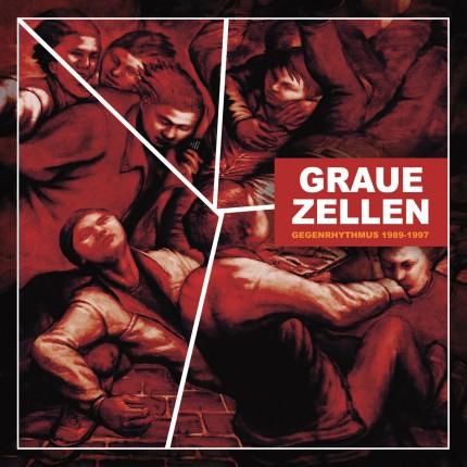 """Graue Zellen """"Gegenrhythmus 1989-1997"""" 2xLP"""