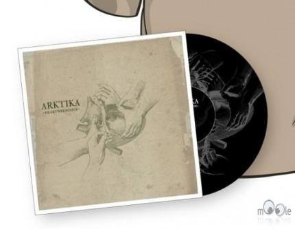 Arktika - Heartwrencher LP