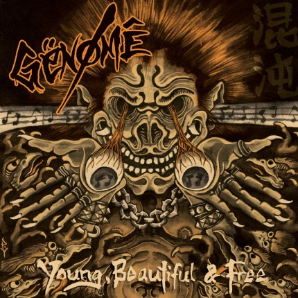 Genöme - Young, Beautiful & Free LP