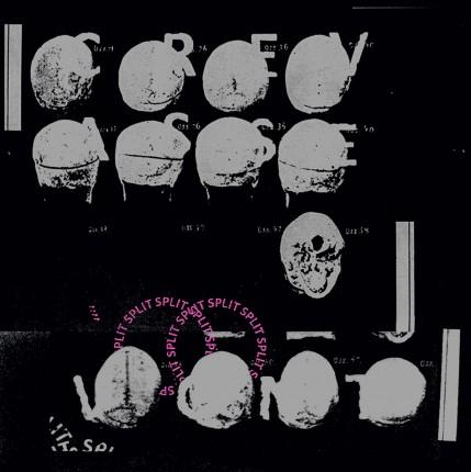 Crevasse / Vont - Split LP