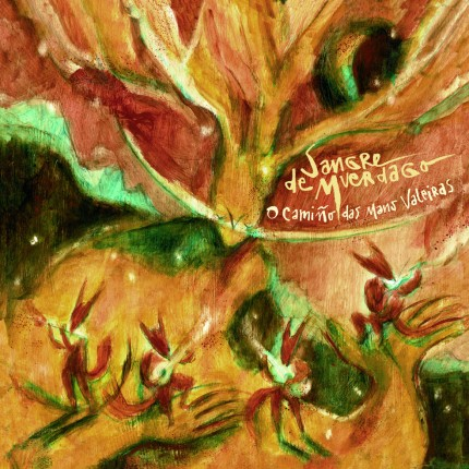 Sangre De Muerdago - A Camino Das... LP