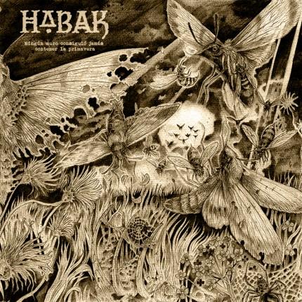 Habak - Ningún Muro Consiguió... LP (2.Versions)