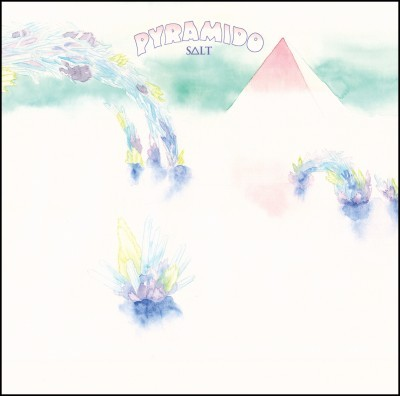 Pyramido - Salt CD