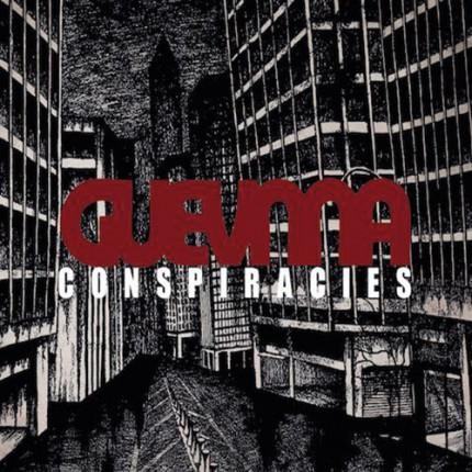 Guevnna - Conspiracies LP