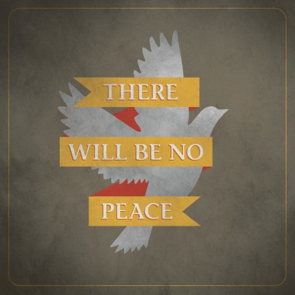 The Angelus - There Will Be No Peace LP