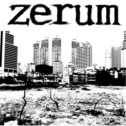 Zerum - s/t LP