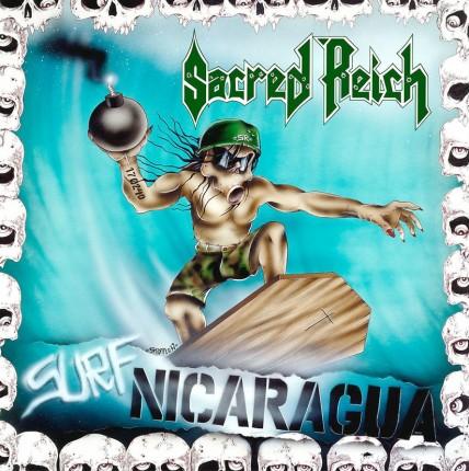Sacred Reich - Surf Nicaragua LP (ltd. 300)