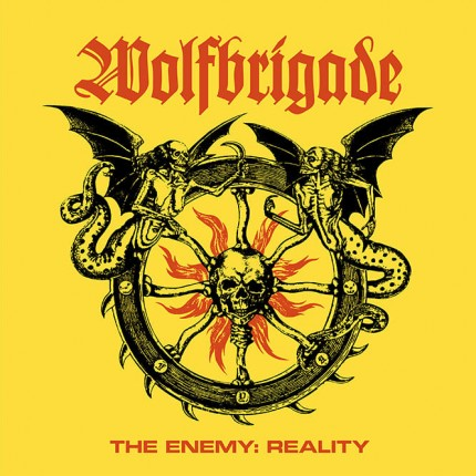 Wolfbrigade - The Enemy: Reality CD