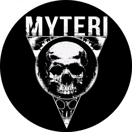 Myteri - Skull Button