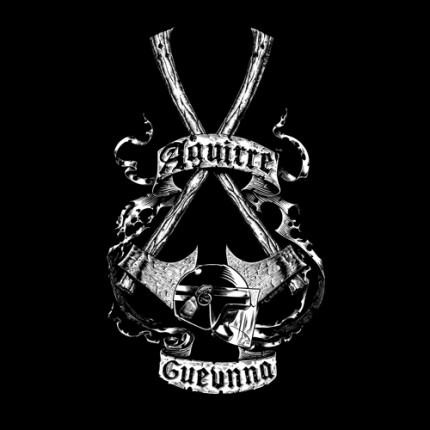 Aguirre / Guevnna - Split LP