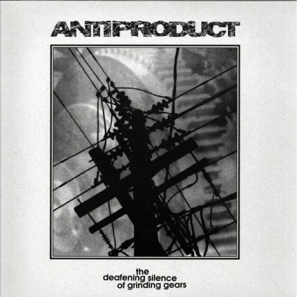 Antiproduct - The Defeaning Silence Of... LP