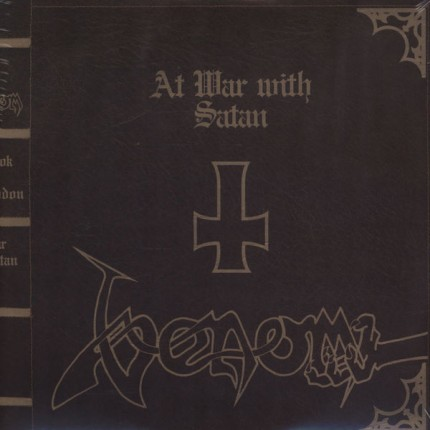 Venom - At War With Satan 2xLP