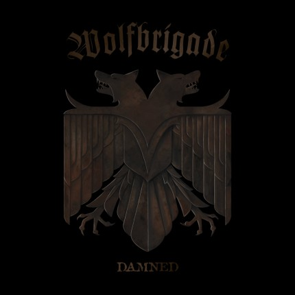 Wolfbrigade ‎– Damned CD