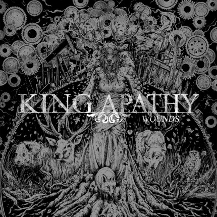 King Apathy - Wounds CD