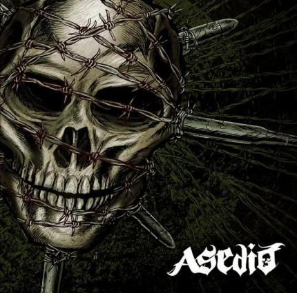 Asedio - El Ultimo Invierno LP