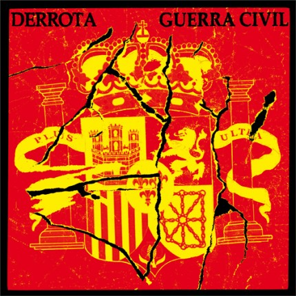 Derrota - Guerra Civil LP