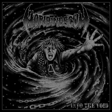 Moribund Scum - Into The Void LP