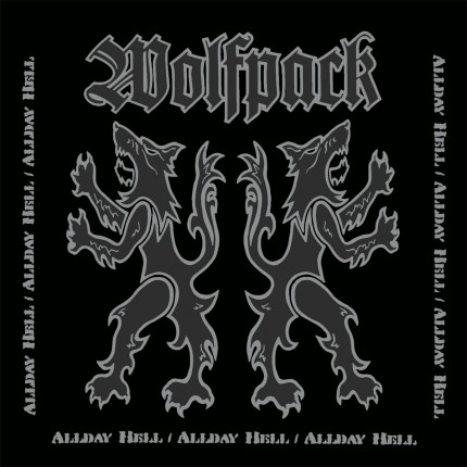 Wolfpack - All Day Hell LP