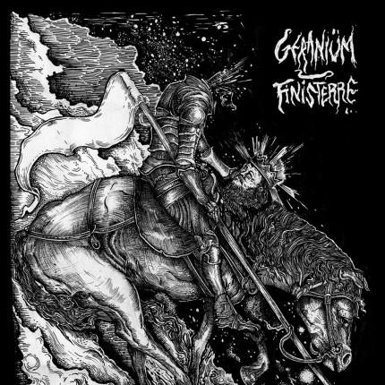 """Finisterre / Geranium - Split 7"""""""