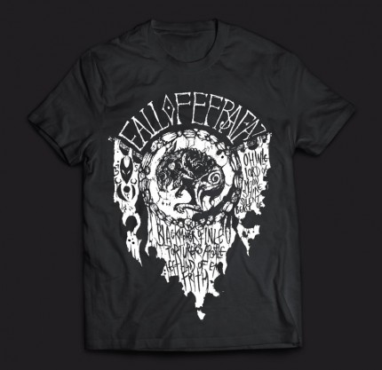 Fall Of Efrafa - Torturers Apostle Shirt (S-3XL)