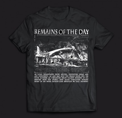 Remains Of The Day - Shirt (S-3XL)