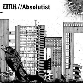 Link / Absolutist - Split LP