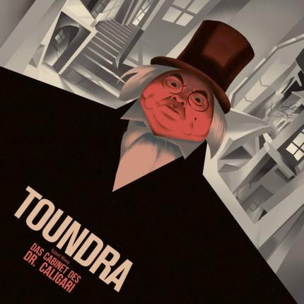 Toundra - Das Cabinet Des Dr. Caligari 2xLP+CD