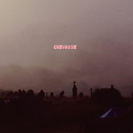 Crevasse - s/t LP