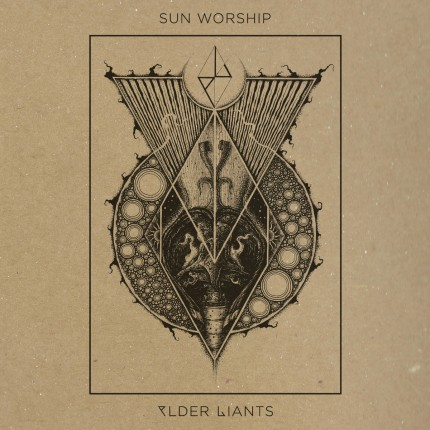 Sun Worship - Elder Giants LP